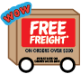 Free Freight on all Orders*