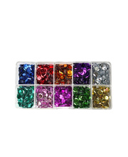 Sequin Cup Bumper Box - Assorted