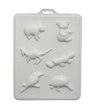 *Plaster Mould - Australian Animals