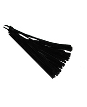 *>Pipe Cleaner Black - 100pcs