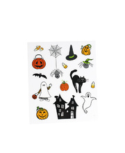 *SPECIAL: >Halloween Stickers - 8 Sheets, 120pk