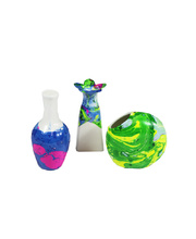 Mothers Day - Marbled Vases Class Pack