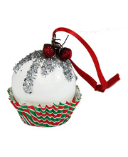 >Christmas Ceramic Baubles Activity Kit - Makes 30
