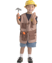 Dress Up Costume - Construction Worker