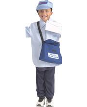 Dress Up Costume - Mail Carrier