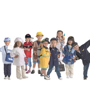 Dress Up Costume - Community Workers - Set of 9