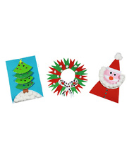 >Christmas Plates - Activity Pack for 30 children