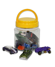 Majorette / Hot Wheels or Matchbox Cars - 10pk Container
