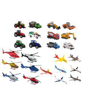 Majorette Vehicles - Set of 34
