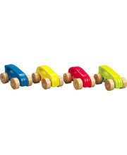 Hape Little Autos - Set of 4