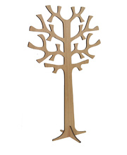 Natural Flat Tree - Medium 41 x 66cmH