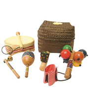 World Music Early Years Starter Pack - 6pcs