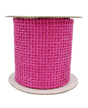Paper Mesh Roll 55mm x 2m - Pink