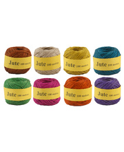 Jute Cord 2 Ply Roll 100m - Set of 8