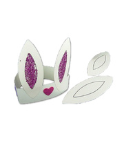 >Paper Rabbit Ears - 10pk