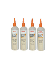 Craftsmart Craft Glue - 4 x 500ml