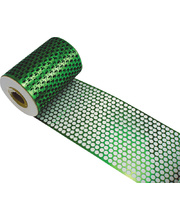 Round Honeycomb Mesh - Green 10m x 83mm