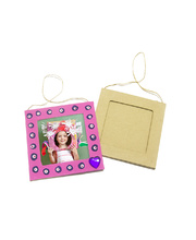 Paper Mache Hanging Frame - Square 120 x 120mm