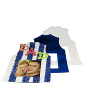 *SPECIAL: >Photo Frames Sports Jersey - 10pk