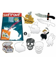 *SPECIAL - Cut it Out Pirate Pack and embellishments