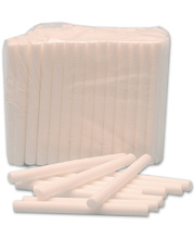 Paint Dotters White (Cotton Filters) - 12.5cm 100pk