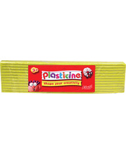 Plasticine 500g - Yellow