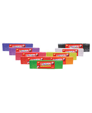 Plasticine 500g - Set of 9