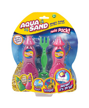 *Clearance - Aqua Sand 6 Assorted Colours And 3 scoops