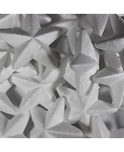 >Decofoam Stars - 80mm 25pk
