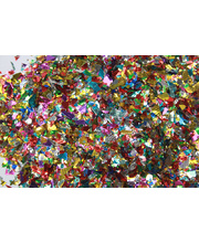 Foil Confetti Multi Coloured - 1kg