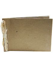 *SPECIAL: Paper Mache Large Scrap Book - 125mm x 180mm 8 page