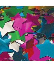 >Scatter Large Assorted Colours 100g - Star