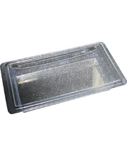 Bellbird Paint Pot Stand Replacement Parts - Clear Tray