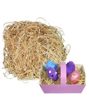 Wood Wool Natural - 100g Bag