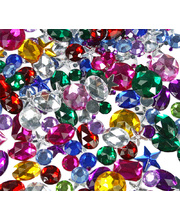*SPECIAL: Rhinestones Assorted Colours - 100g