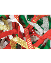 >Christmas Multi Ribbon - 35gm