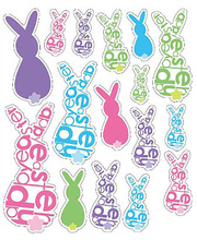 Easter Sticker Pack - Rabbit