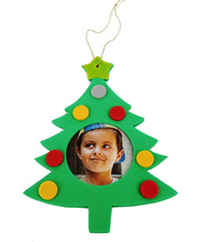 *SPECIAL: >Foam Kit Christmas Tree Frames - 10pk
