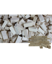 Balsa Bricks - 238pcs