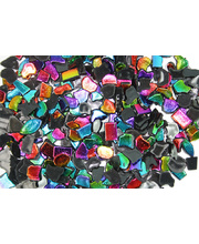 Mosaic Tiles Plastic Small - Rainbow 150g