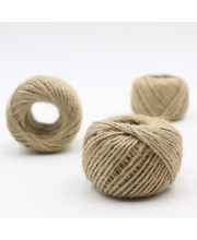 Natural Hemp Twine - 50m Roll