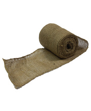 Burlap Garland Natural Roll - 144mm x 10m