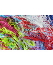 Shredded Tissue Paper - 250g Assorted