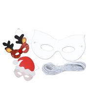 Cardboard Eye Masks - 50pk