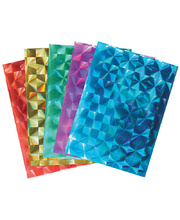 Metallic A4 Prism Paper - Assorted 40pk