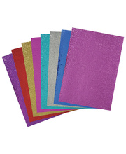 Metallic A4 Ripple Paper - Assorted 40pk