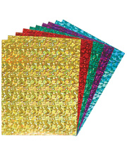 Defraction Paper A4 - Assorted 10pk