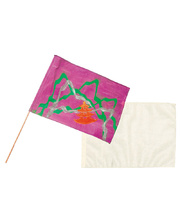 Calico Flags - 10pk