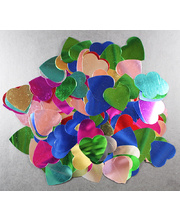 >Sequin Hearts - Assorted 50g