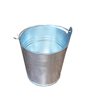 Mini Metal Bucket 75mm - 6pcs
